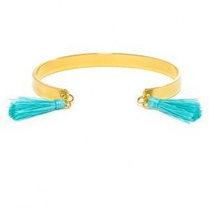NWOT BaubleBar Tassel Bracelet